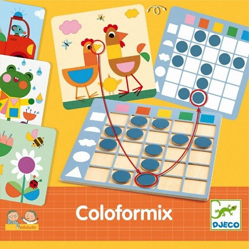 Eduludo Coloformix - Djeco