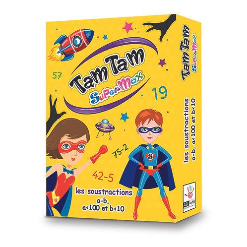 Tam Tam - Les soustractions a-b