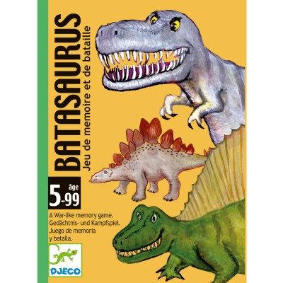Jeu de cartes - Batasaurus - Djeco
