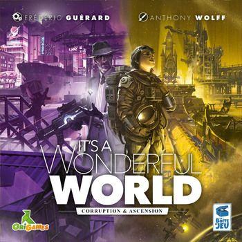 It's a wonderful world: Corruption et Ascension EXT
