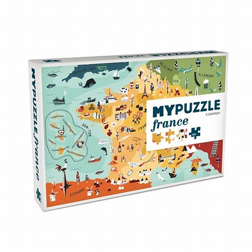 My Puzzle : France