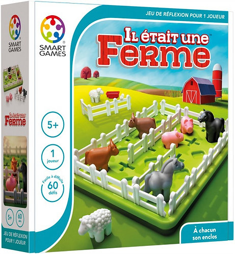 Smart Games - Il était une ferme