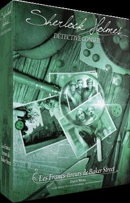 Sherlock Holmes Detective Conseil : Francs-tireurs de Baker Street