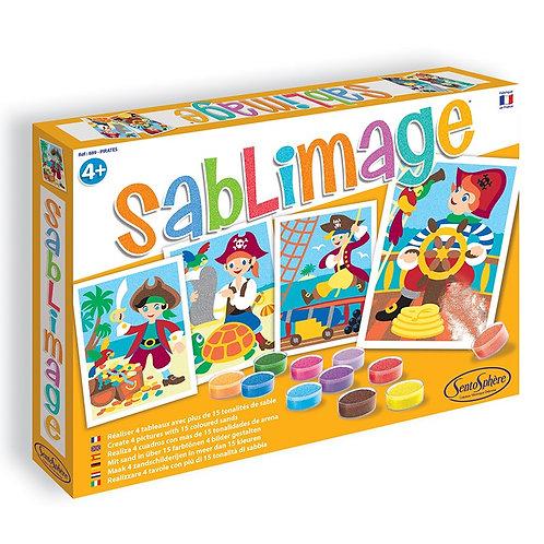 """Sablimage """"Pirates"""" - Sentosphère"""