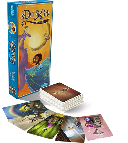 Dixit 3 - Journey - Extension