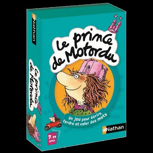 Le Prince de Motordu - Le jeu de cartes