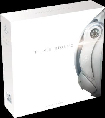 Time Stories, la boîte de base