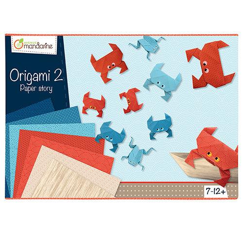 Boite créative : Origami 2