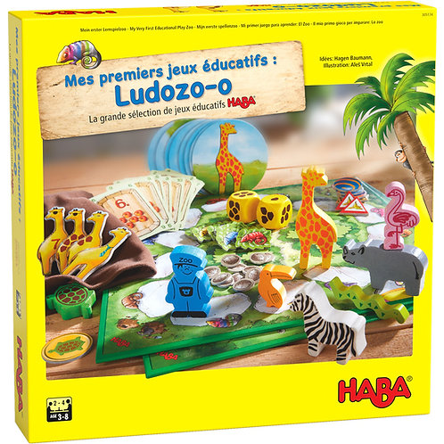 Ludozo-O - Mes premiers jeux éducatifs