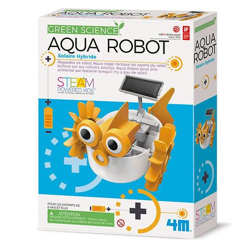 Aqua Robot - Solaire Hybride - Green Science