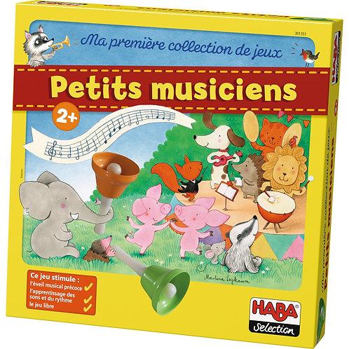 Petits musiciens - Ma première collection de jeux