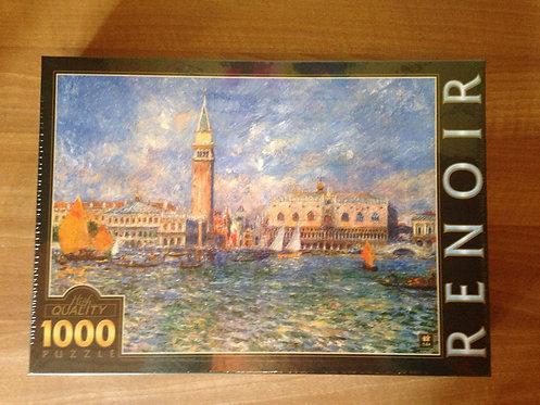 Puzzle - Renoir - 1000 pièces