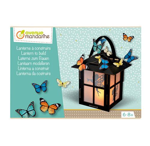 Boîte créative - Lanterne à construire