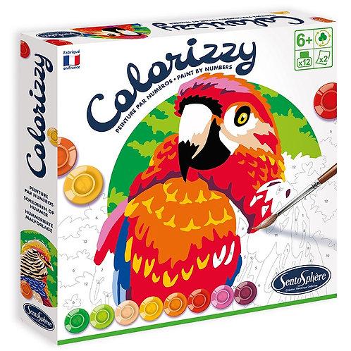 Colorizzy Oiseaux - Sentosphère