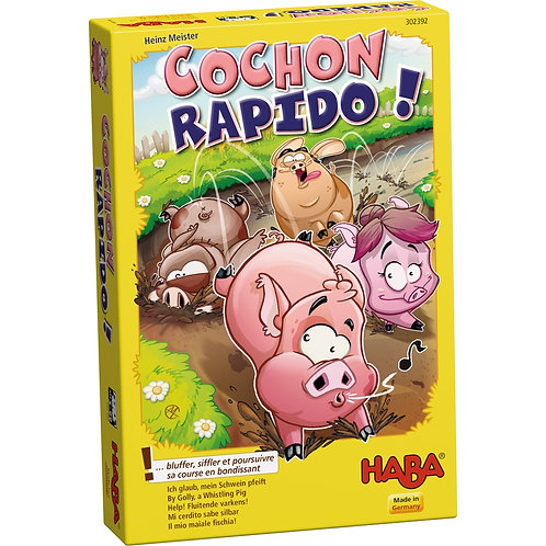 Cochon Rapido!