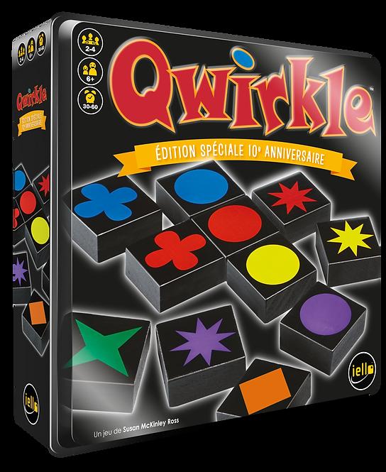 Qwirkle - Anniversaire