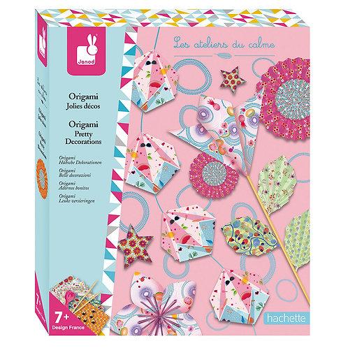 Kit Créatif - Origami Jolies Décos