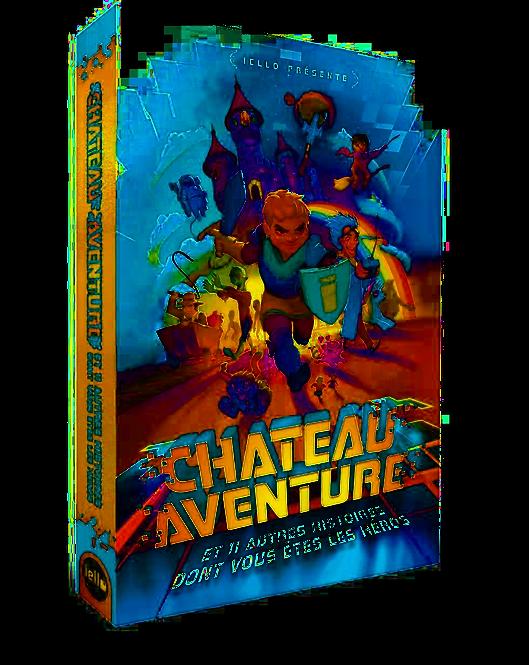 Château Aventure et 11 autres histoires dont vous êtes le héros