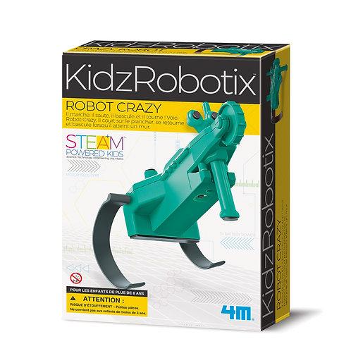 Robot Crazy - KidzRobotix