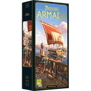 "7 Wonders: Armada ""Extension - Nouvelle édition"""