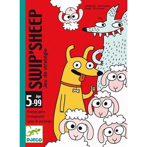 Jeu de cartes - Swip'Sheep - Djeco
