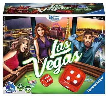 Las Vegas : More cash More dice