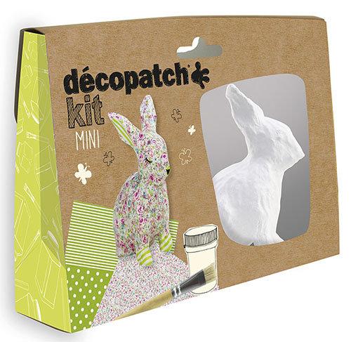 Mini kit créatif - Décopatch - Lapin