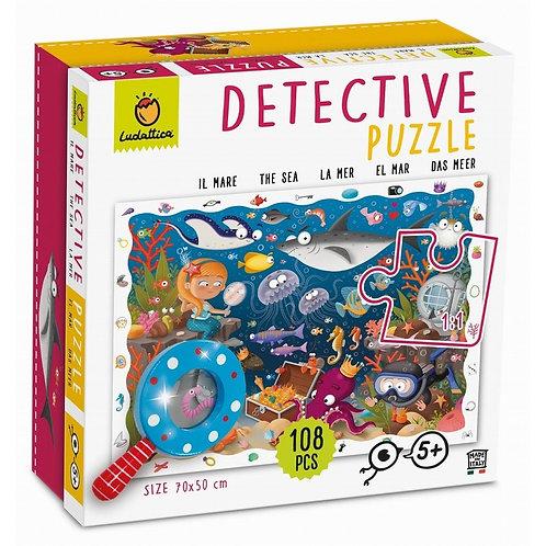Puzzle Detective - La mer