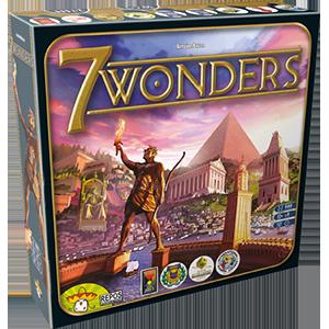 7 Wonders - Ancienne édition