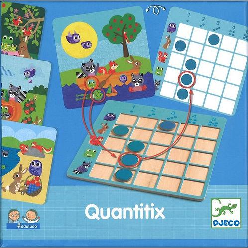 Eduludo Quantitix - Djeco