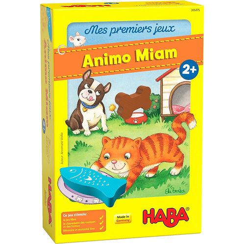 Animo Miam - Mes premiers jeux