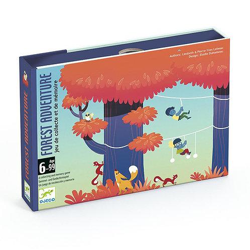Jeu de cartes - Forest adventure - Djeco