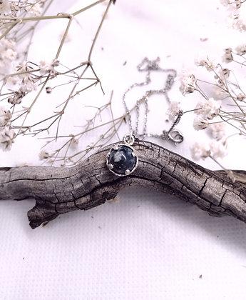 Le collier d'Enïa et sa Sodalite