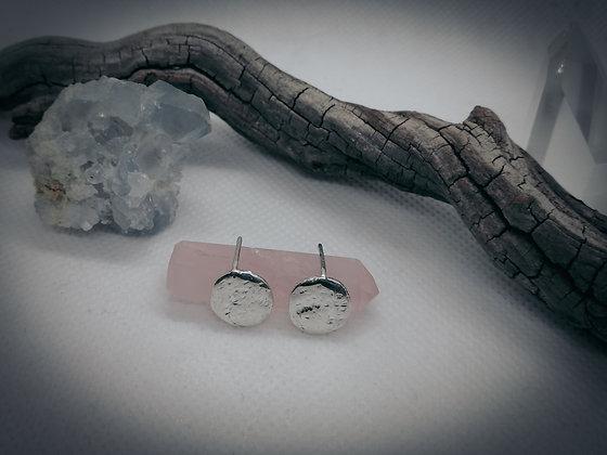 Boucles d'oreilles Moon Mini