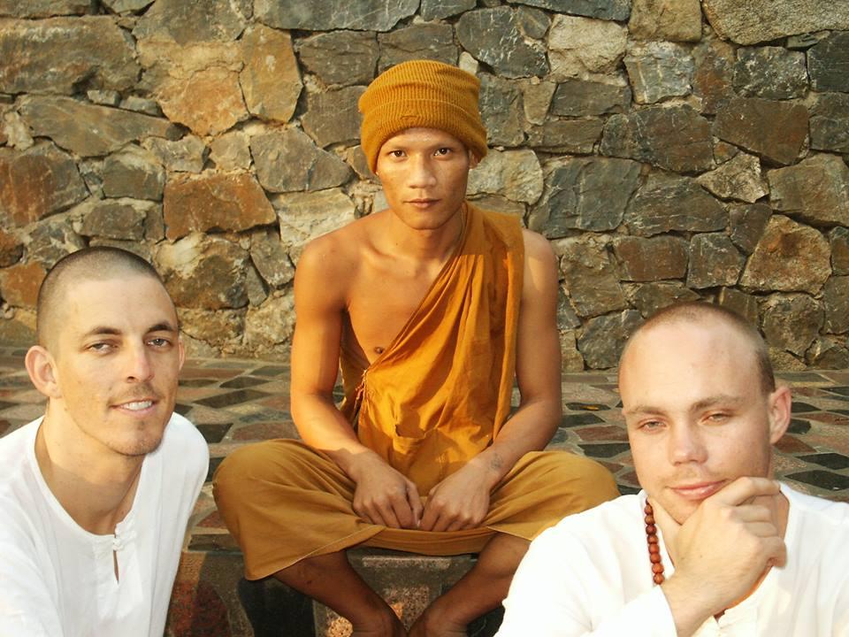 with my teacher 2006