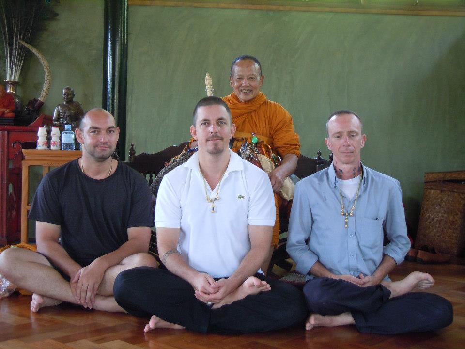 Luang Phor Jumnien