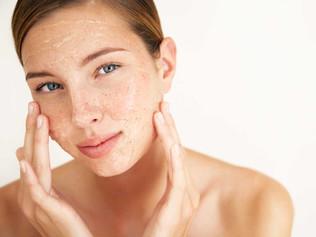 Benefícios da Esfoliação Facial.