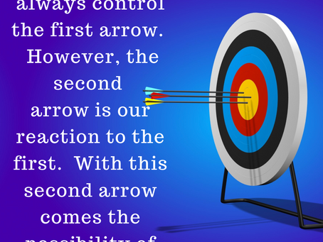 Control your second arrow