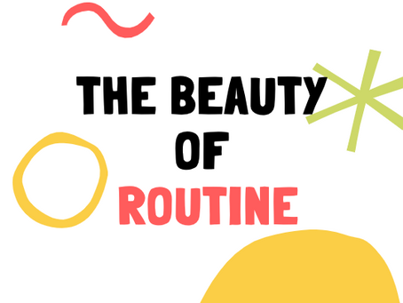 The Beauty (and difficulty) of Routines