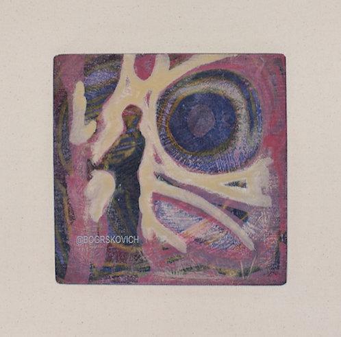 Era II // Acrylic - Mixed Media on Canvas