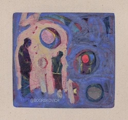Era IX // Acrylic - Mixed Media on Canvas