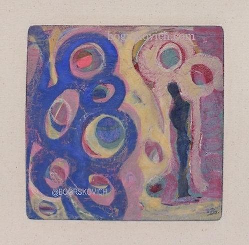 Era VI // Acrylic - Mixed Media on Canvas