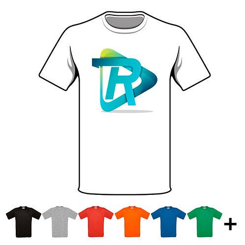 Camiseta impresión directa 1 cara