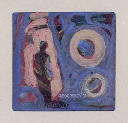 Era VII // Acrylic - Mixed Media on Canvas
