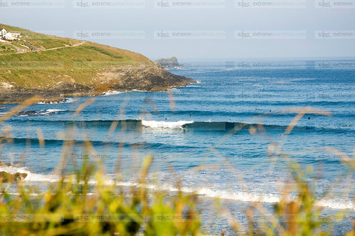 Fistral Cliff