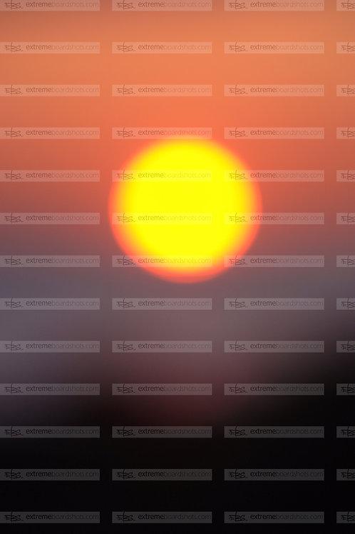 Defocused Sun