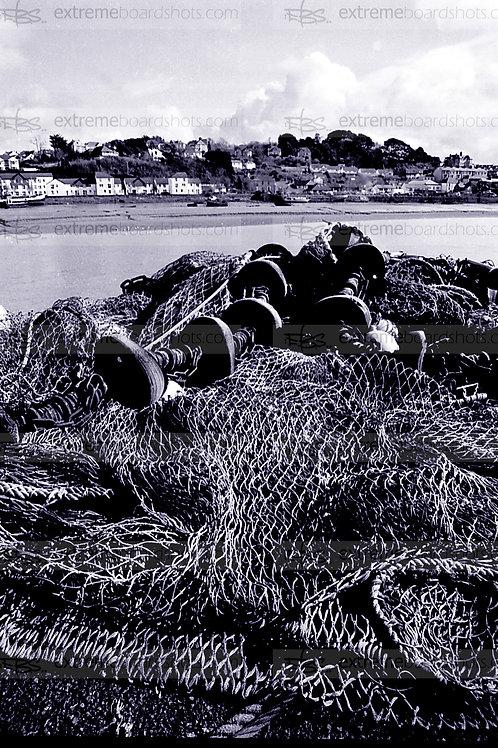 Nets of fish