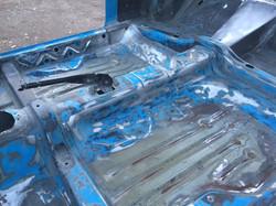 Capri RS2.6 Factory Racer - Before