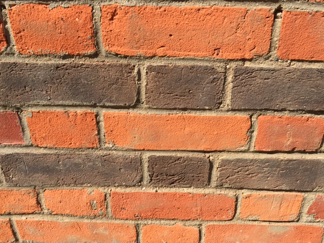 Red Brick Cleaning - After
