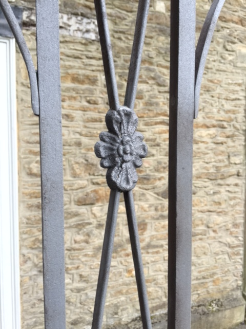 Wrought Ironwork - After